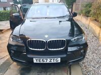 BMW X5 - Black full spec excellent condition