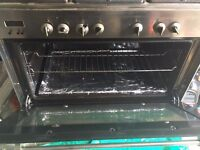 GREAT GAS COOKER AND ELECTRIC OVEN FULLY WORKING ORDER BARGAIN!!!!!!
