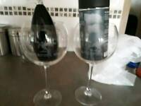 Liverpool gin glasses