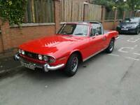TRIUMPH STAG 3.0 V8 ORIGINAL ENGINE, ENGINE FULLY REBUILT