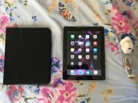 APPLE IPAD 3 64GB IN BLACK *BUNDLE* WITH CASE NOT AIR