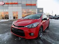2014 Kia FORTE KOUP 1.6L SX Turbo Bancs chauffants Cruise