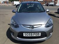 (59) Mazda 2 TAMURA 1.3 , mot - July 2019 , only 49,000 miles , 3 owners ,cli...