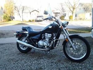 as new condition, beautiful rider, certified