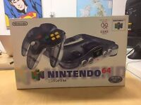 Rare Jusco Edition Japanese Nintendo 64 Console (N64) £700.00