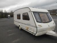 abbey gts 4 berth with full awning £3800
