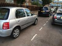NISSAN MICRA 1.0 LOW 50k MILEAGE AUTOMATIC BARGAIN... Yaris polo civic Astra