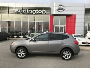 2008 Nissan Rogue SL, AWD, ACCIDENT FREE !