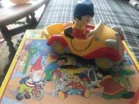 Noddy car and jigsaw