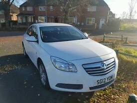 Vauxhall Insignia 1.8vvt Exlusive 2012 Very Low Mileage