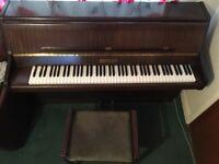 Piano for sale. £80 ONO.