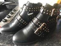 Brand new ladies Boohoo boots. Size 7