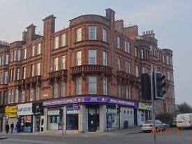 HMO West end (Anniesland Cross) 4 large double bedrooms , 1st floor fully furnished