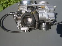 Honda Transalp 600. Pair of Brand new unused Carbs