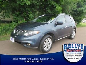 2012 Nissan Murano SV! Back-Up! Alloy! ONLY 74K! Heated! Trade-I