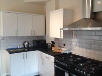 A double room fully furnished with its on ensuite and has the top floor to itself