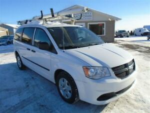 2013 Ram Cargo Van Ladder Rack and Interior Shelving