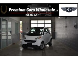 2015 smart fortwo PASSION / ONLY 14000 KM / USB / KEYLESS ENTRY
