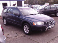 VOLVO XC70 2.4 D5 SE GEARTRONIC AWD *FULL HISTORY* M.O.T/WARRANTY (FINANCE AVAILABLE)