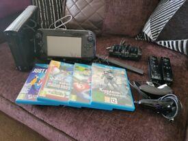 WiiU Console & Games