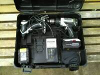 Panasonic 18v Brushless impact driver and Hammer Drill in Good condition