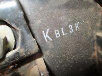 mazda premacy 2004 2.0 petrol - 5 peed gear box -REF-44.00kgheavy-ap1snk4x