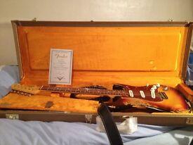 Fender Custom Shop Strat 1960 Heavy Relic