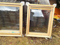 Sun roof window (100 cm x 80 cm) used but looks brand new 300 each (shop price 600)