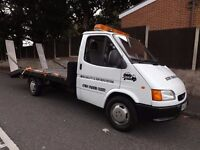 1998 FORD TRANSIT RECOVERY TRUCK 190 LWB 2.5 Di very clean & tidy BARGAIN !