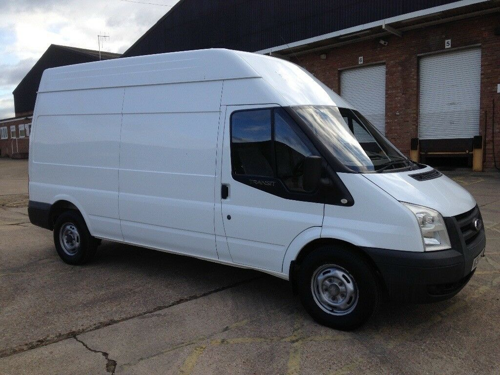 83a1a17781 2007 Ford Transit T350 LWB Immaculate Low Mileage