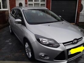 Ford Focus estate 2013 reg