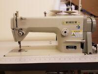 Wimsew W-C111-3A Industrial Lockstitch Sewing Machine