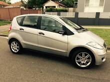 2007 Mercedes-Benz A170 Auto Low Ks LONG REGO LOGBOOKS Leather A1 Meadowbank Ryde Area Preview