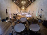 Freelance Drummer Available