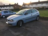 2005 Seat Ibiza for Sale - Needs some attention