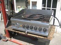 Lincat Opus OE7406 Electric chargrill 3 phase refurbished catering equipment.