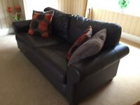 Leather Sofas - 2 & 3 seater