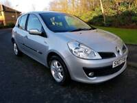 2007 RENAULT CLIO PRIVILEGE AUTOMATIC * VERY LOW MILEAGE / IMMACULATE *