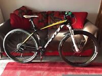 2016 HIGH SPEC SCOTT SCALE 29ER MOUNTAIN BIKE - SHIMANO - RL SUSPENSION RRP1000 INC EXTRAS
