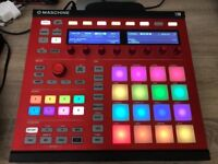 Maschine Mk2 (By Native Instruments) plus Komplete Elements & extra face plate