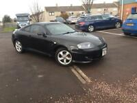 STUNNING HYUNDAI COUPE 1.6 PETROL- FULL SERVICE HISTORY- COMES WITH FULL YEAR MOT