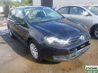 2012 Mk6 Vw Golf ***BREAKING ONLY PARTS Jm Autospares