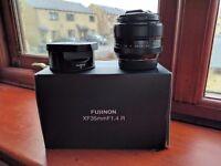 Fujfilm Fujinon XF 35mm f/1.4 Lens (Fuji X Mount)