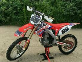 Crf 250 2012