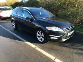 Ford Mondeo titanium x 2011 face lift estate