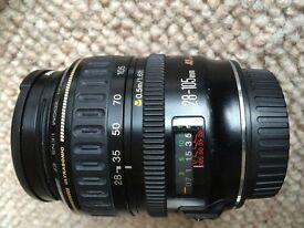 CANON EF 28-105mm lens