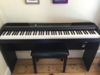 Korg SP-170S fully weighted digital piano