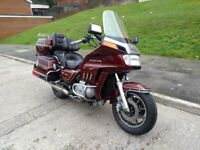 Honda GL1200 Goldwing Interstate - Long MoT - Excellent Condition!