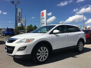 2010 Mazda CX-9 GS AWD ~Nav ~P/Roof ~P/H/Leather ~Rear Camera