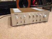Yamaha CA-600 Vintage Hifi Stereo Amplifier Almost Mint Condition